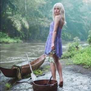 Spell & The Gypsy Collective Dresses - Spell & The Gypsy Wildflower Strappy Mini Dress